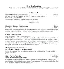 server resume template server and bartender resume tigertweet me
