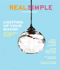 Real Simple Magazine by Huan Liu