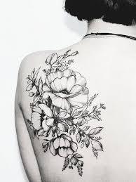 the 25 best flower tattoos ideas on floral tattoos