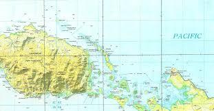 Solomon Islands Map Ecotourism Melanesia Discover Papua New Guinea And Solomon Islands