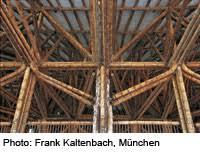 bauen mit bambus detail magazin für architektur baudetail