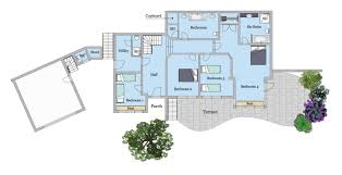 island house plans nice 9 holiday home plans designs kangaroo island house homepeek