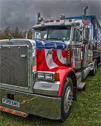 volvo 18 wheeler ok i would quit my job and just drive around showing this