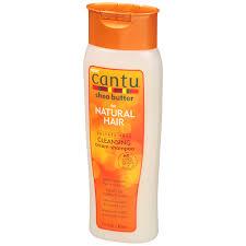 Clarifying Shampoo For Color Treated Hair Cantu Shea Butter Cleansing Cream Shampoo 13 5 Oz Walmart Com