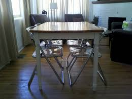 personality is preferred ghost chairs and a rustic table