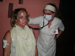 Patient Halloween Costumes Meghan Ghana Halloween