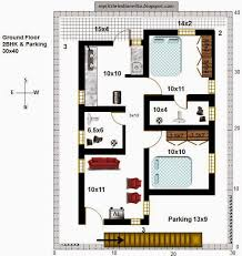 North Facing Floor Plans 41 R34 2bhk In 30x40 North Facing Requested Plan Requirements