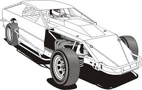 race car clipart