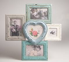 antic shabby chic multi portrait photo frame collage delilah picture
