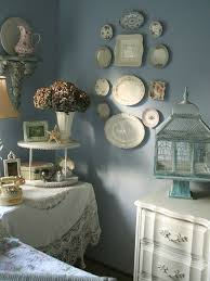 How To Hang Decorative Plates Design U0026 Decorating Eclectic Bedroom Ceramic Plates Mounted On