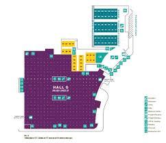 sands expo floor plan venues sands expo convention center