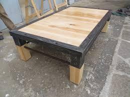 meuble fait en palette table basse en bois fait maison u2013 phaichi com