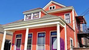 new orleans colorful houses the most colorful houses in the south southern living
