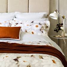 christy snowflower bed linen christy