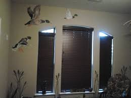 Duck Hunting Bathroom Decor Like The Blind Idea But Idk How I Feel About In Room Just Yet But