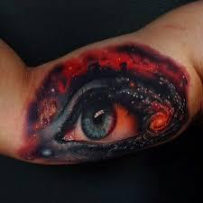 eye tattoos artists