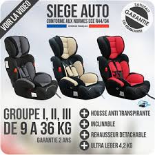 siege inclinable siege auto groupe 1 2 3 inclinable les bons plans de micromonde