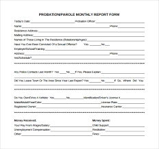 committee report template end of year report template