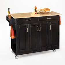 home styles create a cart 4 door kitchen cart 9200 10xx