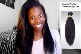 owigs hair extensions review owigs coarse indian remy clipin hair extensions