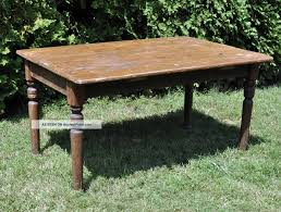 Antique Wooden Dining Table Antique Wood Dining Tables To Enlarge Category Furniture Tables