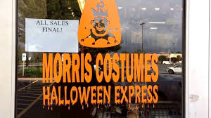 morris costumes halloween express store 2017 youtube