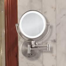 Wayfair Bathroom Mirrors - impressive fine lighted bathroom mirror ws bath collections led