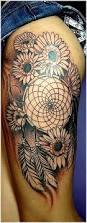 Female Leg Tattoo Ideas Top 25 Best Dreamcatcher Tattoo Thigh Ideas On Pinterest