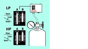 pressure controls for heat pumps danfoss