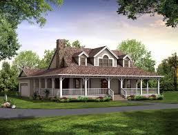 country house plans wrap around porch 1 story country house plans with porch elegant nice house plans wrap