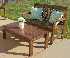 Patio End Table Plans Free by 429 Best Outdoor Furniture Tutorials Images On Pinterest Outdoor