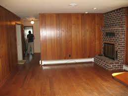 painted wood walls modern painting wood paneling home designing