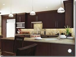 Dark Shaker Kitchen Cabinets Shaker Style Cabinets Espresso Roselawnlutheran