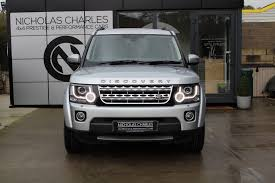 luxury land rover used land rover discovery 3 0 sdv6 hse luxury 5dr auto 5 doors