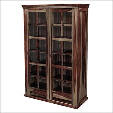 Wood Storage Cabinet With Locking Doors Wooden Storage Cabinets With Doors Alanwatts Info