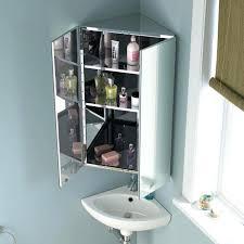 Bathroom Mirror Storage Cabinet Bathroom Mirrors With Storage Akapello