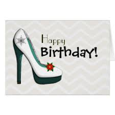 birthday cards with shoes stilettos fashion shoes greeting cards zazzle