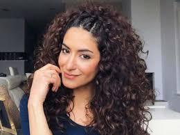 coupe de cheveux fris s cheveux bouclés 15 coiffures pour les sublimer femme actuelle