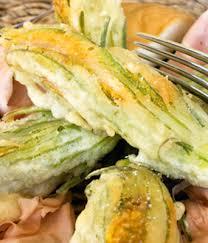 ricette con fiori di zucchina al forno ricetta fiori di zucca al forno ricetta estiva e semplice