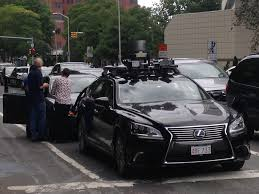 lexus toyota car was that black lexus in kendall square a self driving car the
