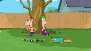 Phineas And Ferb Backyard Beach Game Image The Baljeatles Title Card Jpg Phineas And Ferb Wiki