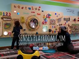 Sensory Room For Kids by Senses Playroom Gym Indy With Kids