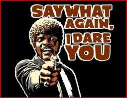 Samuel L Jackson Meme Generator - pulp fiction know your meme