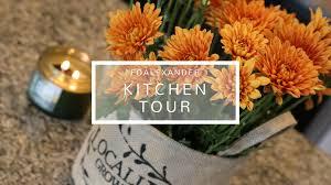 house to home kitchen tour fo alexander faith diy fashion