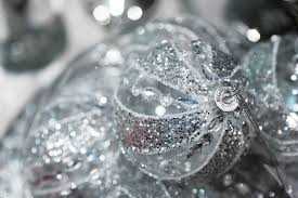 silver christmas silver christmas balls free stock photo domain pictures