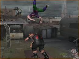 Backyard Wrestling 2 Ps2 Backyard Wrestling 2 There Goes The Neighborhood Original Xbox