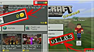 minecraft pe free apk mcpe v1 1 0 3 apk minecraft pe coins