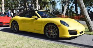 2017 porsche 911 carrera 4s coupe first drive u2013 review u2013 car and 100 yellow porsche 911 saffron yellow metallic 2018 porsche