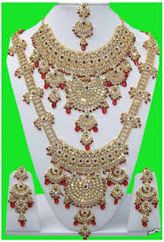 white stone necklace sets images Indian bridal jewelry sets buy bridal indian jewelry online jpg