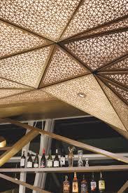 lantern ceiling warms interior etihad airways lounge building